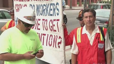 Firman ley para evitar robo salarial