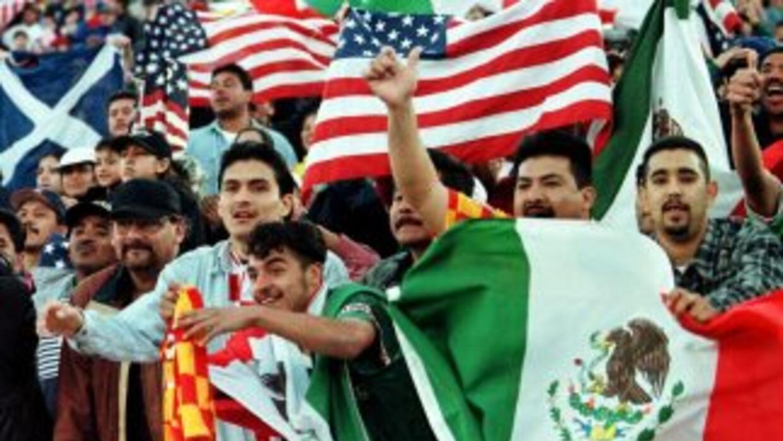 La mayoría de los familiares de mexicanos que viven en Estados Unidos no...
