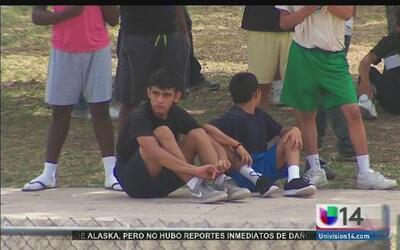 Señalan que la crisis humanitaria se debe a que los niños creen que reci...