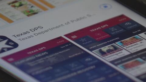 Crean app con datos de los depredadores sexuales registrados en Texas