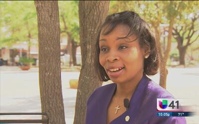 Alcaldesa de San Antonio se pronuncia ante un caso de presunto abuso pol...