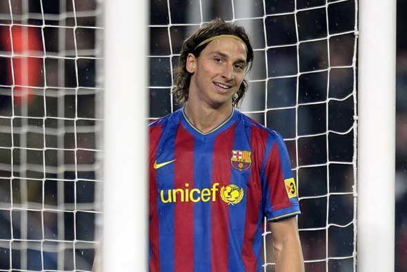 Ibrahimovic no estuvo fino y falló algunas buenas oportunidades.