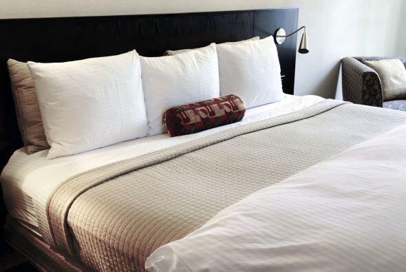 Muebles neutros. El armario, la cama, la cómoda… Es mejor que las piezas...