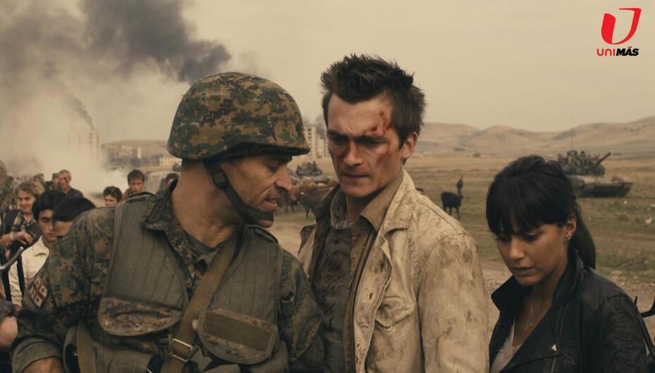 """""""5 Days of War"""" Miércoles 7PM/6C"""