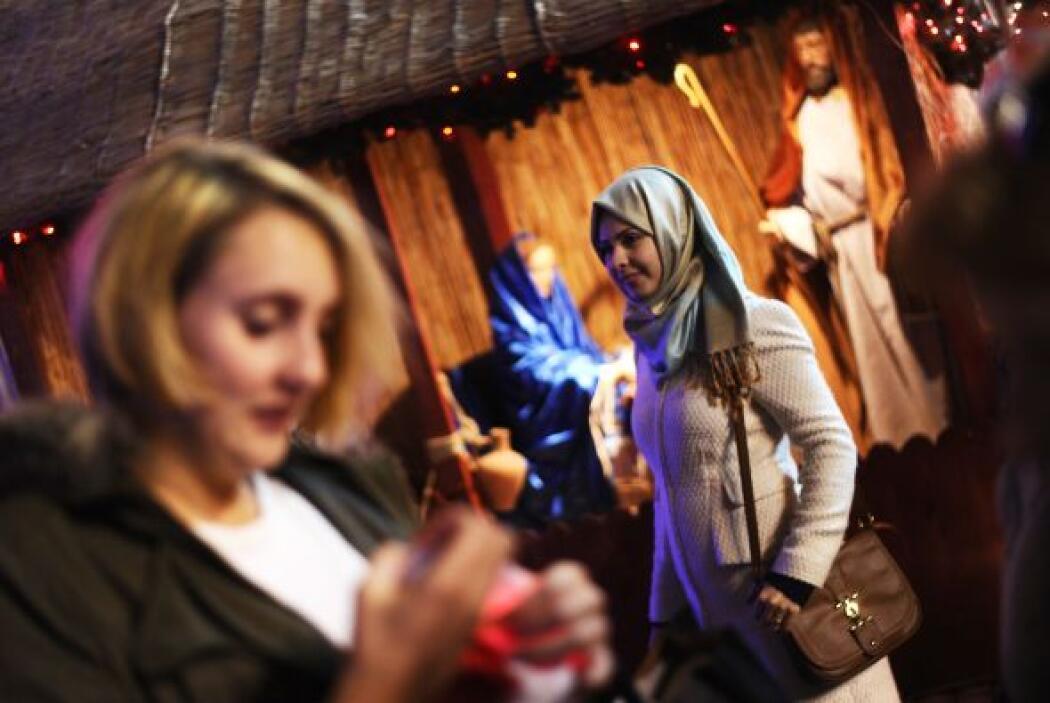 Caso muy diferente al de Turquía, donde cientos de cristianos festejaron...