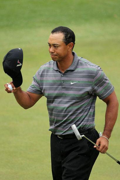 Pocos podían creer que el nivel golfístico de Tiger se haya mantenido co...