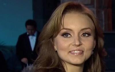 Angelique Boyer confesó que ella es más intensa que su personaje en 'Lo...