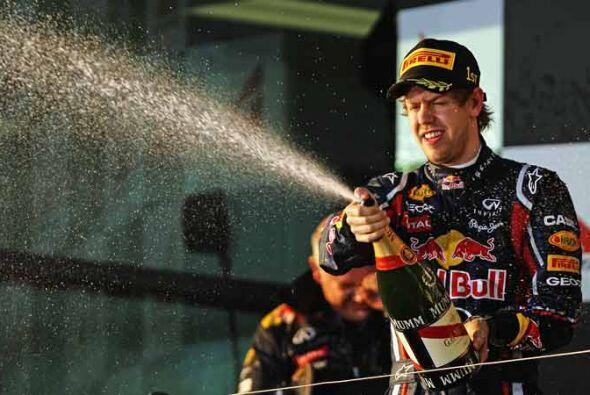Vettel y la escudería Red Bull tendrán dos semanas para pr...