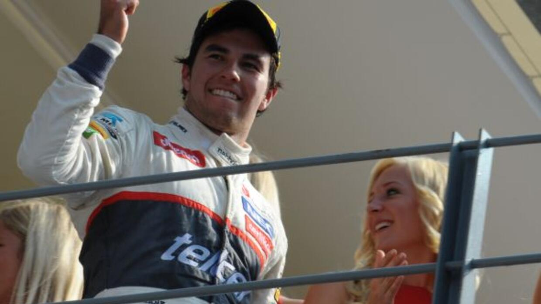 Sergio Pérez correrá con la escudería McLaren a partir de la temporada 2...