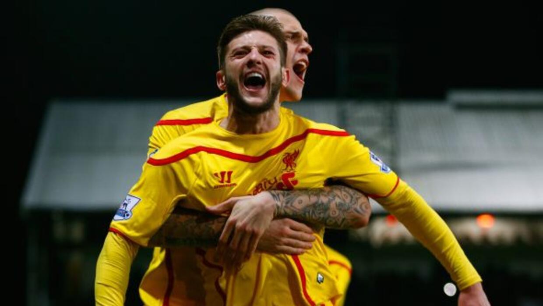 El volante inglés convirtió el gol de la clasificación para el Liverpool.