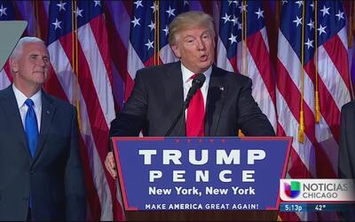 Trump busca posponer juicio hasta después de su juramentación