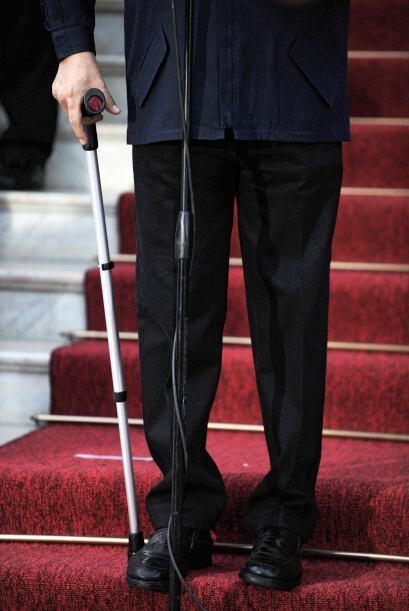 10 de mayo 2011 El ministro del Despacho de la Presidencia, Francisco Am...