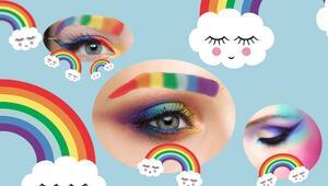 Las atrevidas y divertidas amantes de los colores del arcoíris son las q...