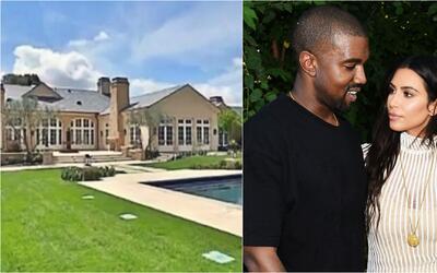 Sin palabras te dejará la nueva casa de Kim Kardashian y Kanye West
