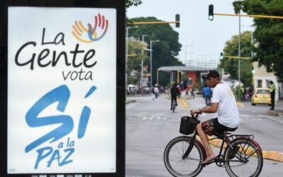 El gobierno de Colombia y la guerrilla de las FARC firmarán este...