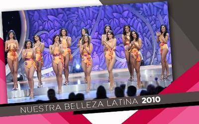 Estas fueron las 12 chicas que compitieron por la corona en la cuarta te...