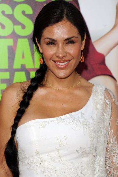 Vean a Carla Ortiz.