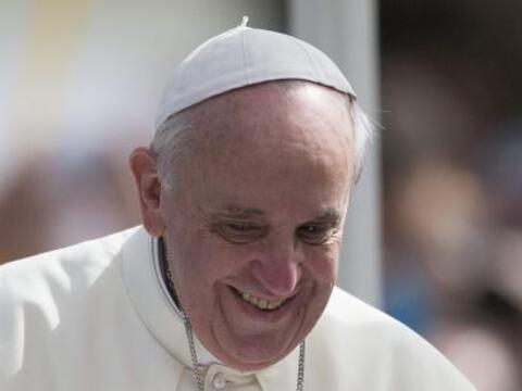 """El papa Francisco calificó el viernes como """"inolvidable&quot..."""