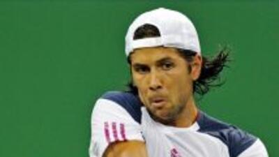Verdasco se despidió en la primera ronda del Masters 1000 de Shanghai.