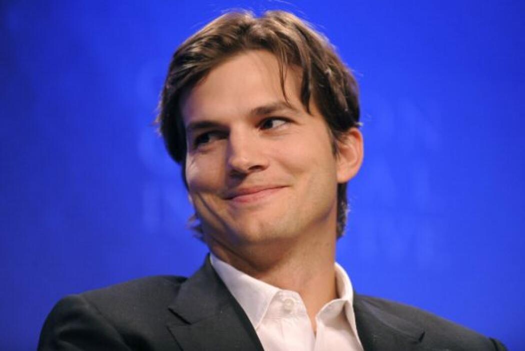 13.- Aquí no hay mucha ciencia. Si van sumando que Ashton Kutcher dejó c...