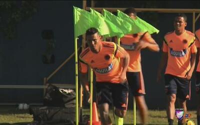 Selección Colombia llegó a Miami para enfrentar a Brasil