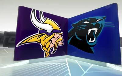 Semana 3 Highlights: Minnesota Vikings 22-10 Carolina Panthers
