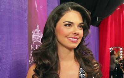 Livia Brito está encantada entre compatriotas cubanos