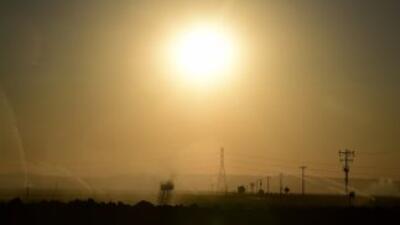 Calor extremo en California. (Imagen de Archivo).