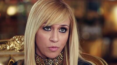 Noelia reaccionó a la supuesta infidelidad de su padrastro