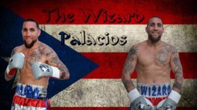 Francisco Palacios peleará en RUsia en abril. (Foto cortesía de Reynaldo...