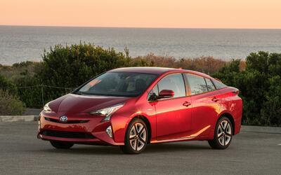 El Toyota Prius 2016 es el automóvil híbrido más ve...