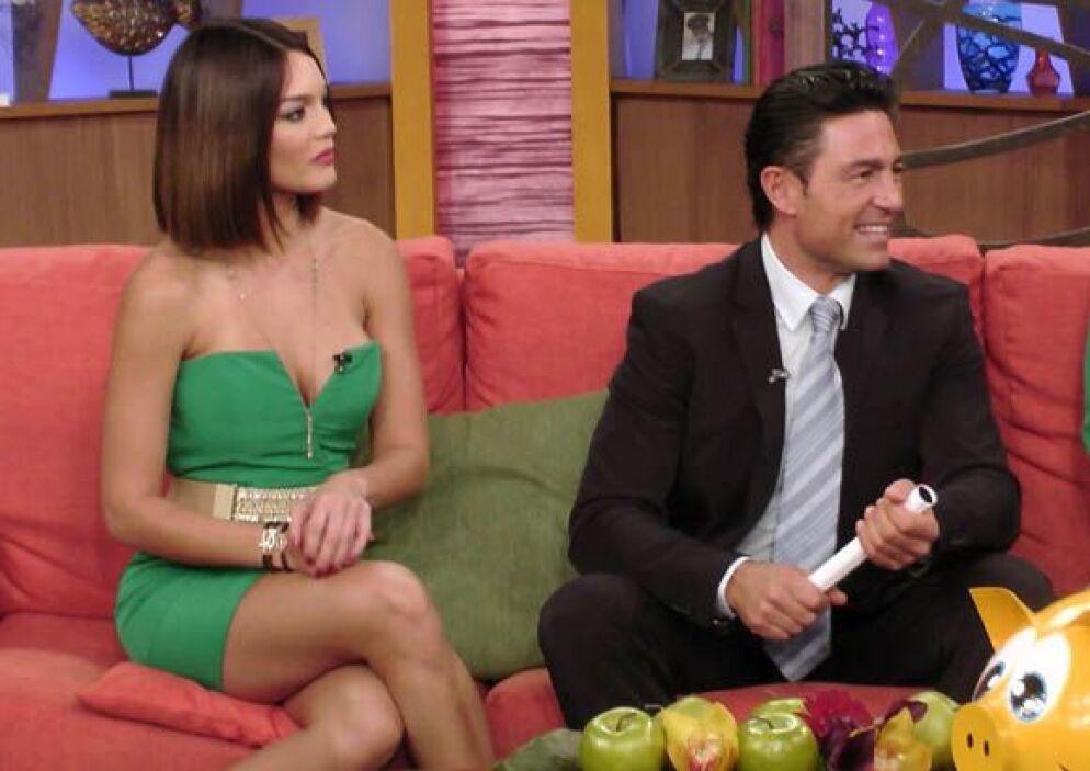 Fernando se divirtió mucho haciendo comedia por primera vez en una telen...
