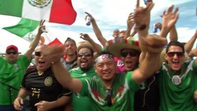 ¡Fanáticos latinos hacen arder Phoenix!