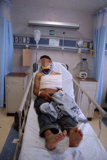 """Un joven ecuatoriano logró sobrevivir reveló que el grupo de """"Los Zetas""""..."""
