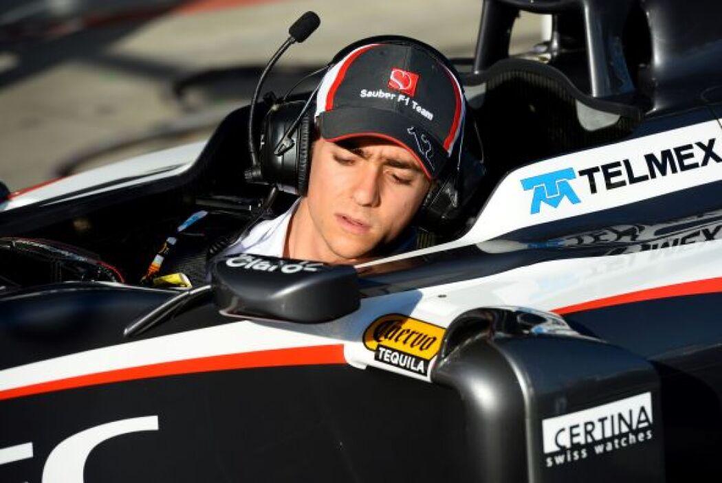 Te presentamos la alineación de pilotos de la temporada 2013 con sus res...