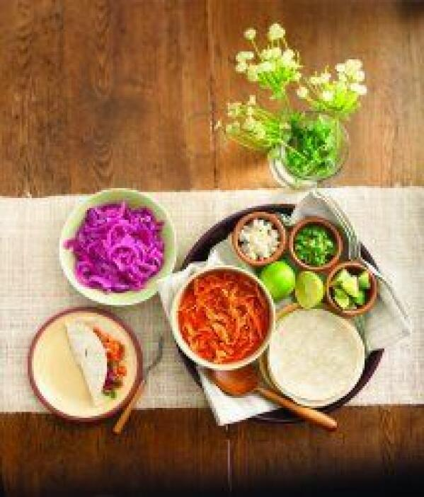 Chilorio de pollo al chipotle: Una receta nutritiva, original y rendidor...