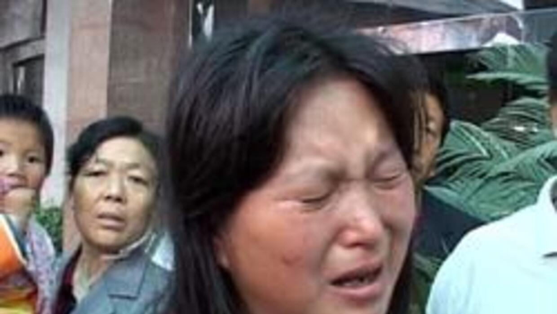 Ataque en jardín de niños de China