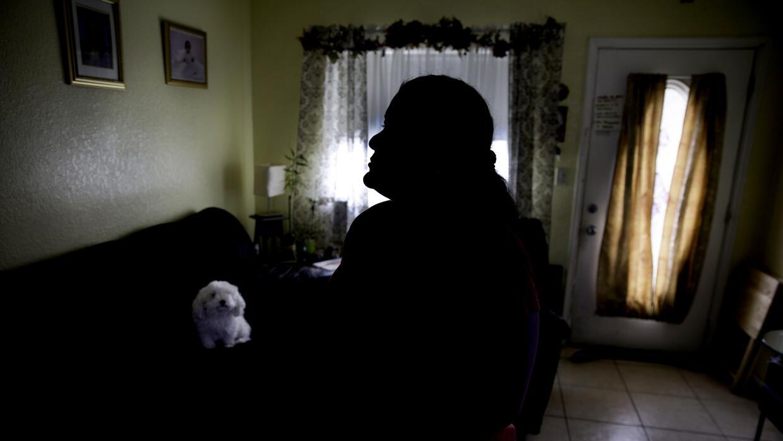 Bertha llegó a EEUU hace 17 años con una hija de un año y aquí tuvo a su...