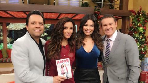 Las celebridades latinas y de Hollywood más sexys  OyA Despierta America...