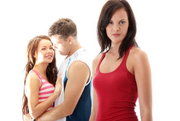 Una vez que han conocido a su pareja y empiezan a descubrir cualidades q...