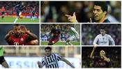 Nominados equipo ideal UEFA