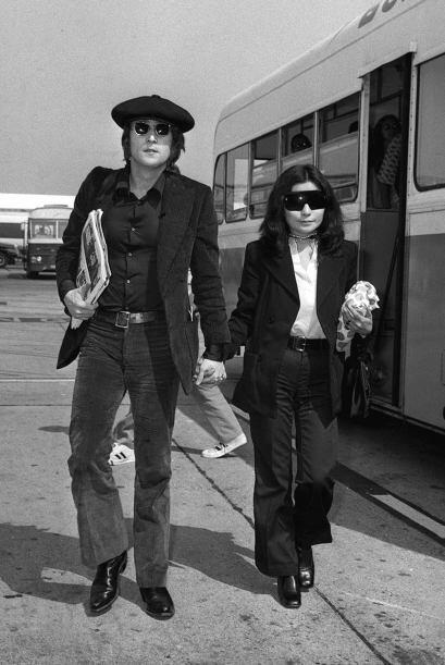 Tras la separación de The Beatles, Lennon se mudó, en 1971...