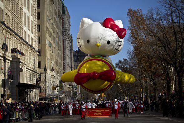 Para celebrar sus cuatro décadas 'Kitty White' tiene una agenda r...