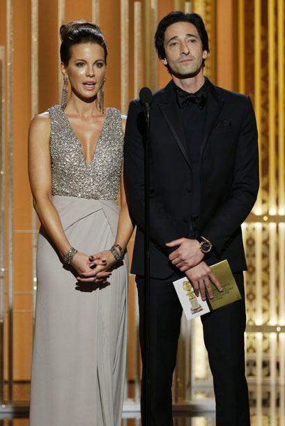 Kate Beckinsale y Adrien Brody