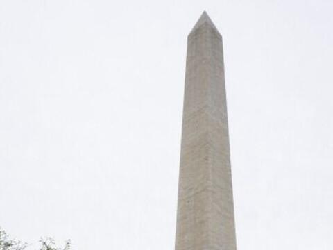 Este lunes reabrirá el emblemático Monumento a Washington...