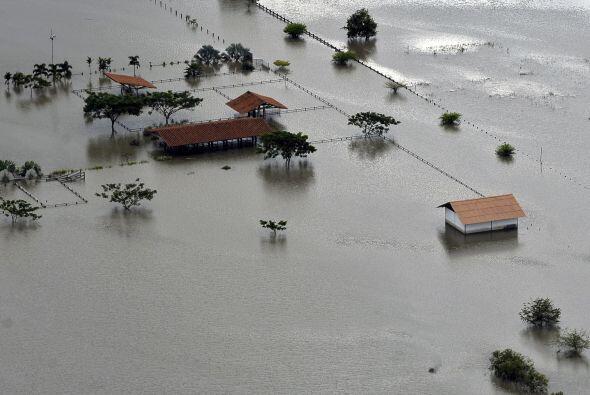 El gobierno de Colombia reveló cifras de lo que hasta ahora han d...