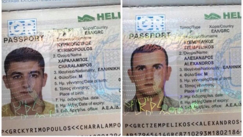 Pasaportes falsos de sirios detenidos en Honduras