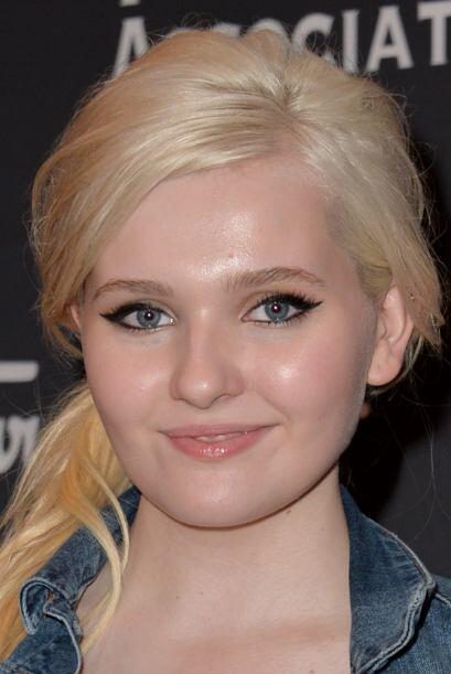 4. ABIGAIL BRESLIN.  La jovencita, de 17 años, llamó la atención desde s...