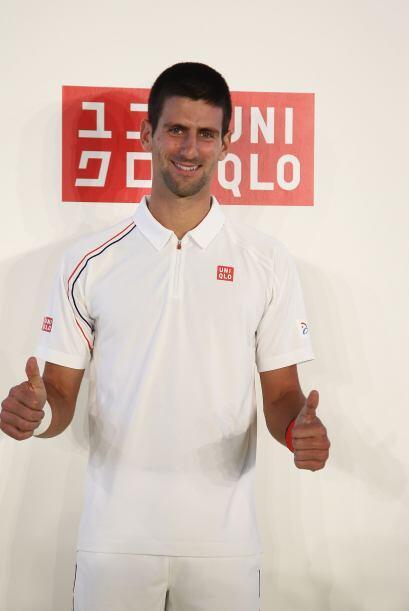A partir del torneo de Roland Garros será el embajador de Uniqlo.