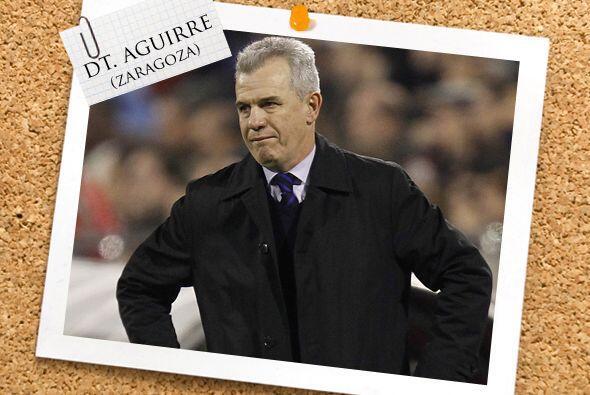 Javier Aguirre es el técnico de estos 11 futbolistas, al demostra...
